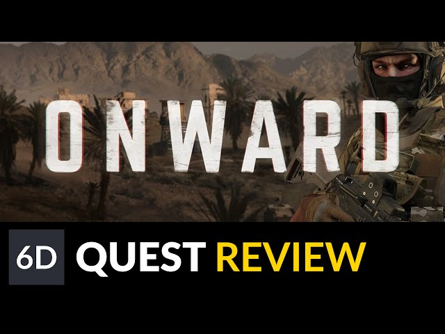Onward | Oculus Quest Game Review