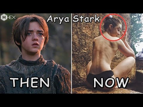 Game of Thrones All Casts Then and Now 2017