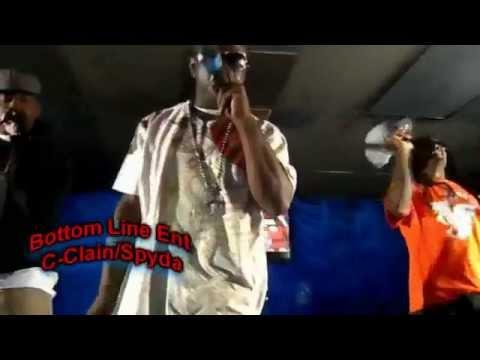 Bottom Line Ent.Tv;Cant Leven It Alone(Remix)Spyda Ft.D-moe Red & C-Clain