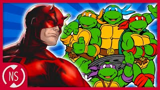 Did Daredevil Create the Teenage Mutant Ninja Turtles? | Comic Misconceptions