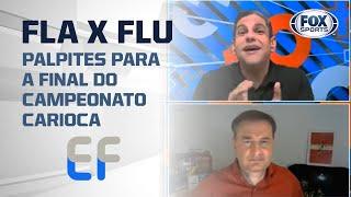BOLÃO FOX: FLAMENGO X FLUMINENSE - FINAL DO CAMPEONATO CARIOCA