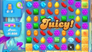 Candy Crush Saga SODA Level 143 CE
