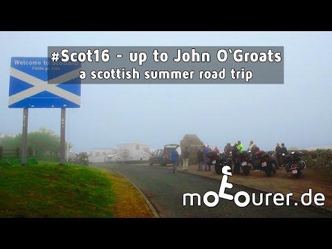 #Scot16 - up to John O'Groats - a scottish summer road trip