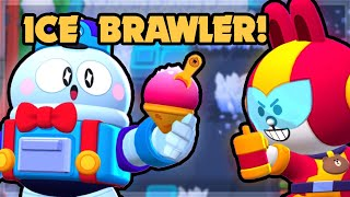 NEW ICE BRAWLER + Season 4 (Brawl Talk) 🍊