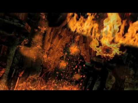 Dante's Inferno Music Video - Hell (Disturbed)