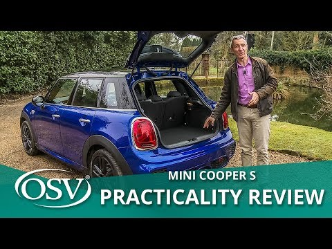 MINI Cooper S 2019 Practicality Review