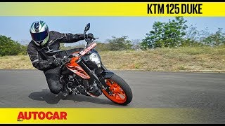 KTM 125 Duke | First Ride Review | Autocar India