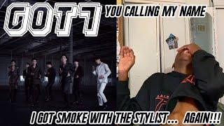 Baixar GOT7 - You Calling My Name MV REACTION: THOT7 PLEAAASSSEEE!!! 😫☠️🕊
