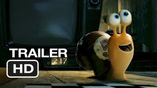Turbo TRAILER (2013) - Animation Movie HD