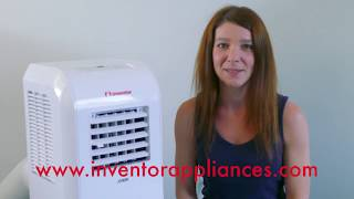 Inventor Cool Portable Air Conditioner Unboxing
