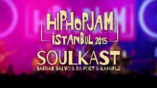 Soulkast feat. Sansar Salvo, Da Poet, Kamufle - Hip Hop Jam İstanbul 2015 @ Volkswagen Arena
