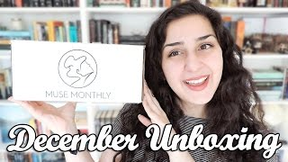 Muse Monthly Unboxing! | December 2016