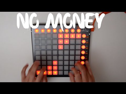 Galantis - No Money  Launchpad S Cover