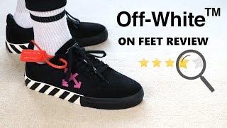 off white vulc sneakers white