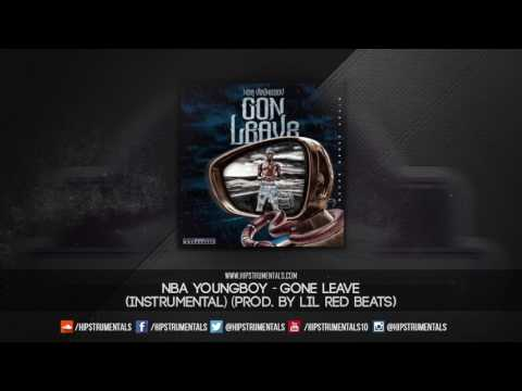 NBA Youngboy - Gone Leave [Instrumental] (Prod. By Lil Red Beats & Sean Bentley)