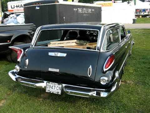 Chryslers At Carlisle >> Chrysler New Yorker wagon Chryslers at Carlisle '08 - YouTube