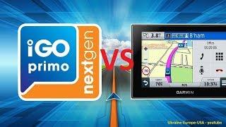 видео GPS-навигация