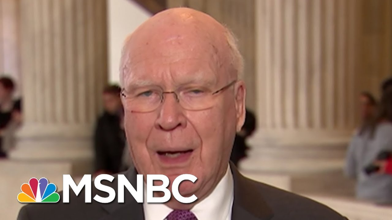 senator-patrick-leahy-government-shutdown-would-humiliate-our-country-velshi-ruhle-msnbc