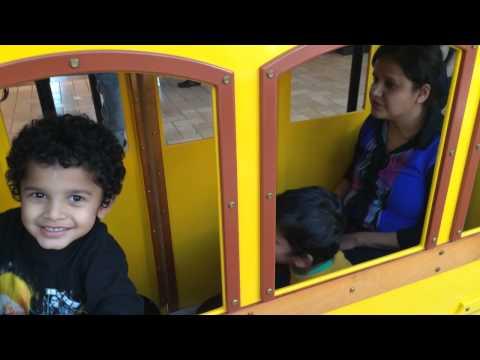 Avi Nir Tyson's train ride