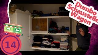 DIY Regal fürs Tiny House | selber bauen | Leben im Schaustellerwagen/ Tinyhouse | E14