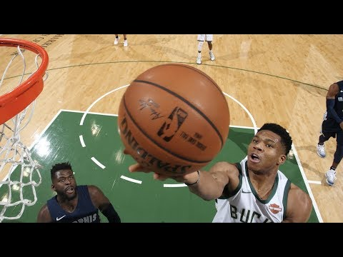 Giannis Antetkounmpo 27 points vs. Grizzlies [Full Highlights] | 11.13.17