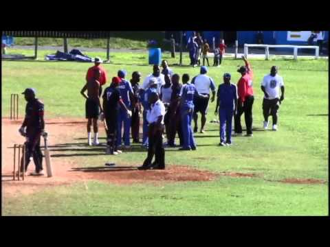 Altercation At Cricket Match, Sept 12 2015