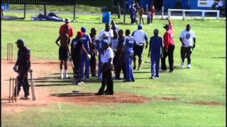 Altercation At Cricket Match, Sept 12 2015