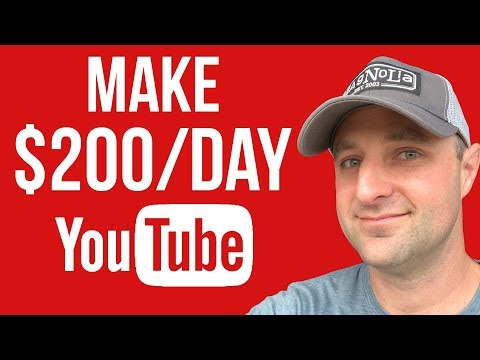 Make $200 Per Day On YouTube Without Going On Camera | Make Money Online
