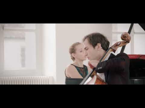 I. Stravinsky: Suite Italienne, Christoph Croisé, Cello, Oxana Shevchenko, Piano