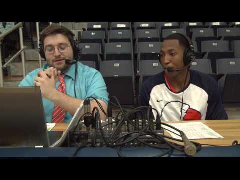 Carson-Newman Basketball: Charles Clark recaps his SAC record breaking game v. Coker 2-25-17