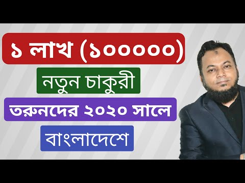 New Job Opportunity in Bangladesh at 2020 by Nizam Akond