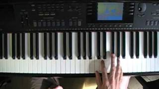 """Honky Cat"" Elton John How to Play Intro Tutotrial"