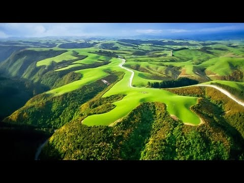 New Zealand! Beauty and nature!The national parks! 2017