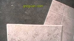 1/16 of an Inch Grout Spacing - Ceramic Tile Instructions