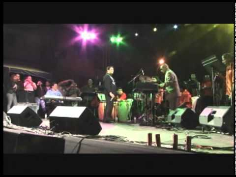 Richie Ray y Bobbie Cruz y La Sonora Ponceña en Guayaquil