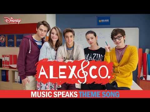 Alex & Co. - Music Speaks (Audio Only)