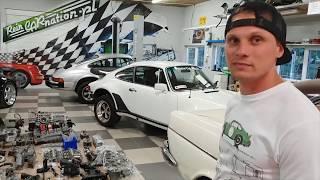 Wini x Mateusz z Reincarnation - classic car - wywiad