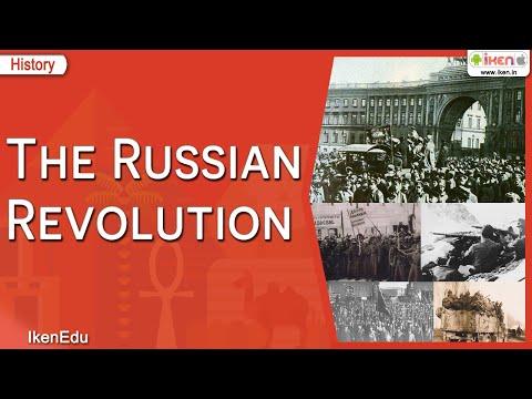 The Russian Revolution - Hindi
