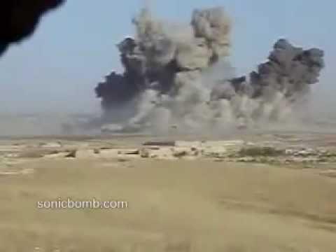 B2 bombing in Afghanistan