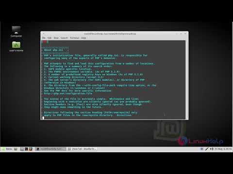 How to install Prestashop V.1.7.3.4 on Linux Mint 18.3
