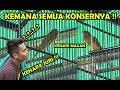 Ramadhan Cap  Kenapa Dengan Kenari Saya Aksi Ngerol Kenari Macan Tapi Milik Bang Aruf  Mp3 - Mp4 Download
