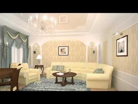 Оформление гостиных дизайн интерьера в частном доме