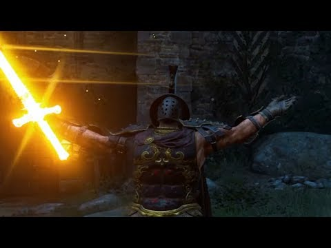 For Honor - FINALLY!!!