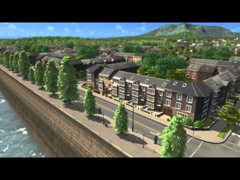 Terraced Britain  — Cities Skylines: City Design