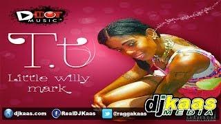 T.t. - Little Willy Mark (June 2014) D.dot records | Dancehall | Reggae