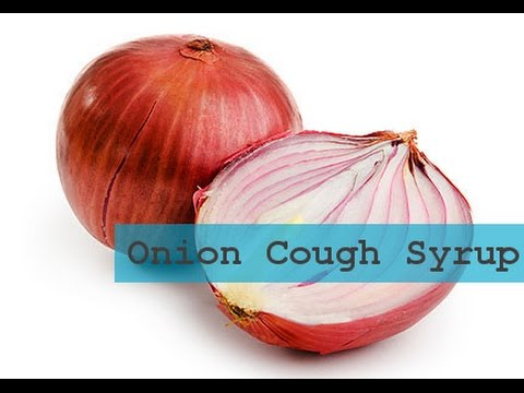 How to make onion cough syrup youtube ccuart Gallery