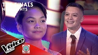 Coach Bamboo, hiniling na iboto ng taumbayan si Carmelle | The Voice Kids Philippines 2019
