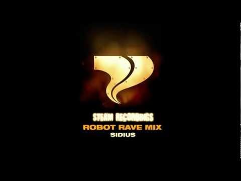 Robot Rave EP Promo Mix - Sidius - Drum & Bass