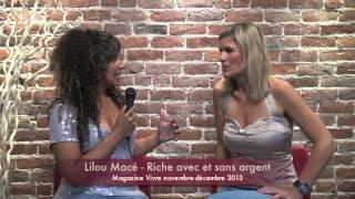 Lilou Macé - Riche avec et sans argent