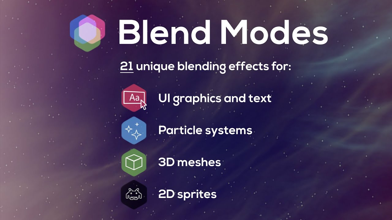 Blend Modes in Unity | Elringus